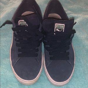 Puma Sneakers Size 61/2 Worn Few Times